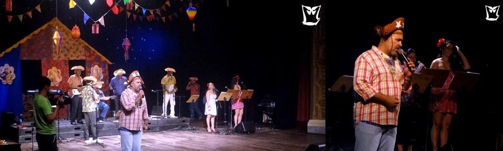Show Gonzagão - 100 Anos do Rei do Baião - Teatro da Paz